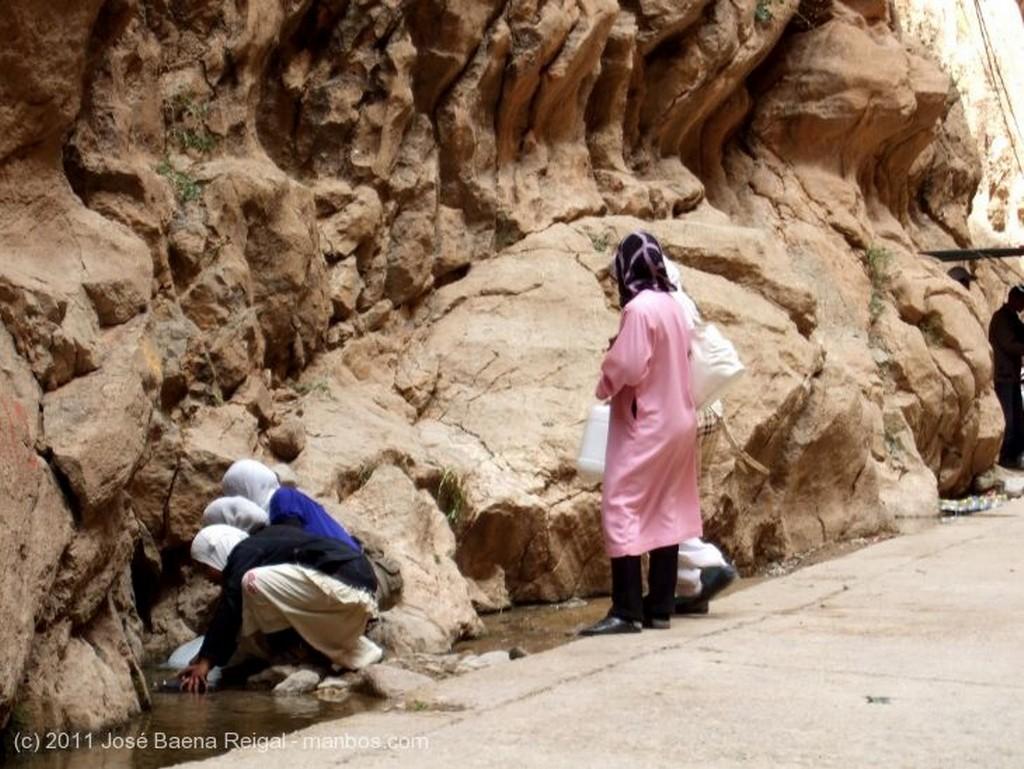 Gargantas del Todra El gran desfiladero Ouarzazate