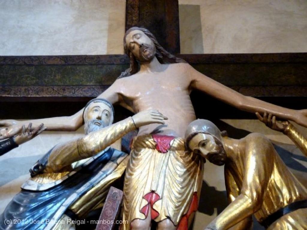 Volterra Anunciacion, de Albertinelli Pisa