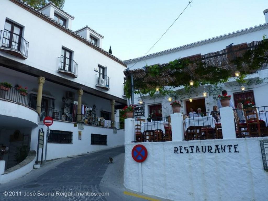 Mijas Terraza y mirador Malaga