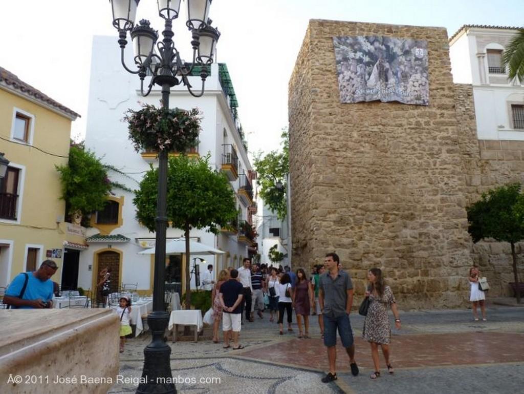Marbella Restaurante en la calle Malaga