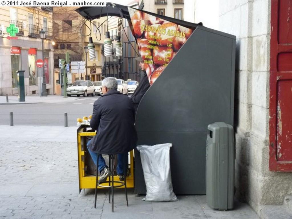 Madrid Calle de Madrid Madrid
