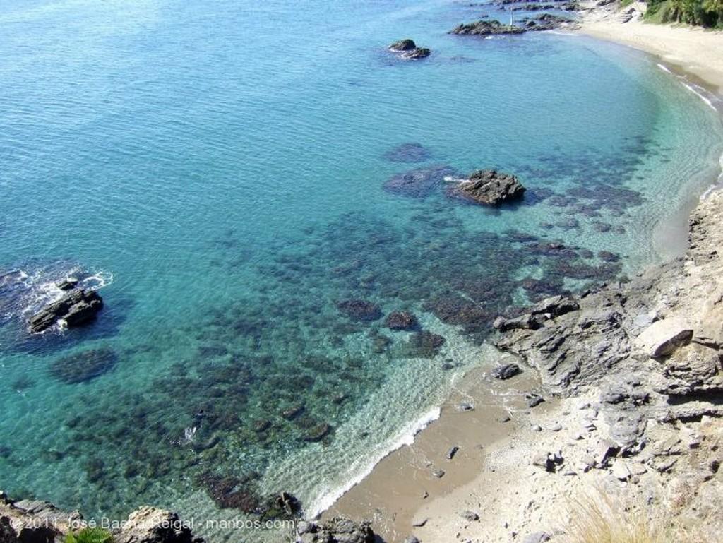 Benalmadena Playa nudista Malaga