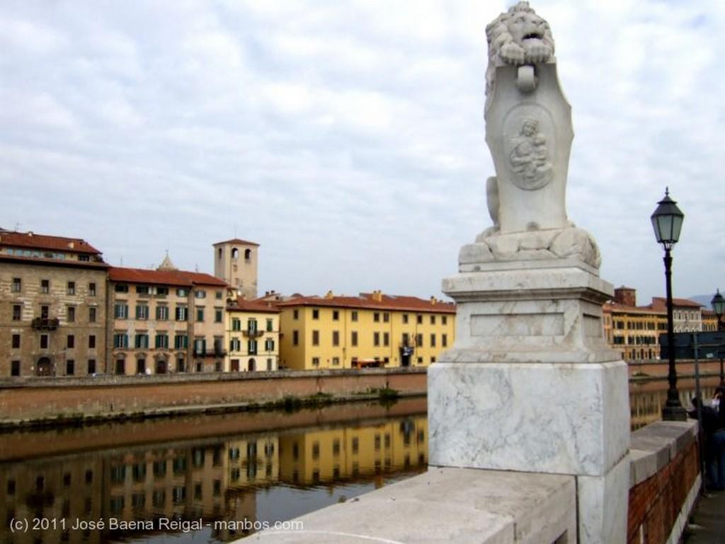 Pisa Lungarno Pacinotti Toscana