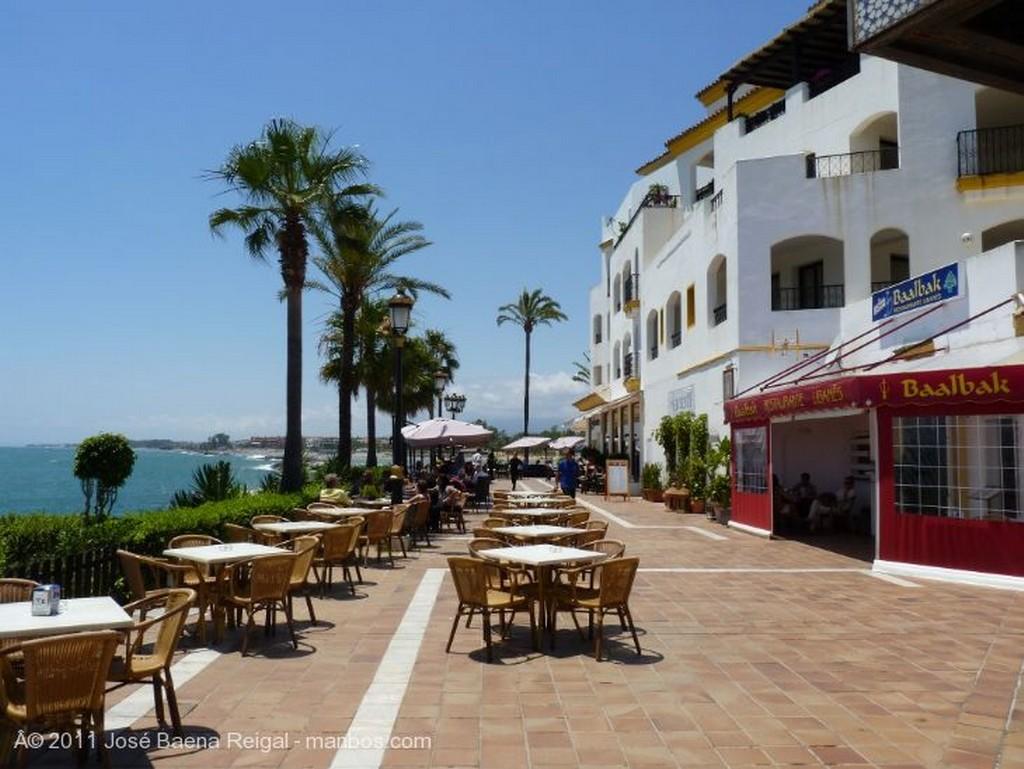 Marbella Atraque completo Malaga