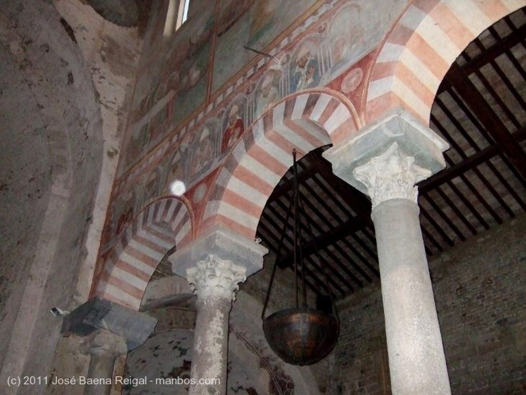 Pisa  Abside romanico Toscana