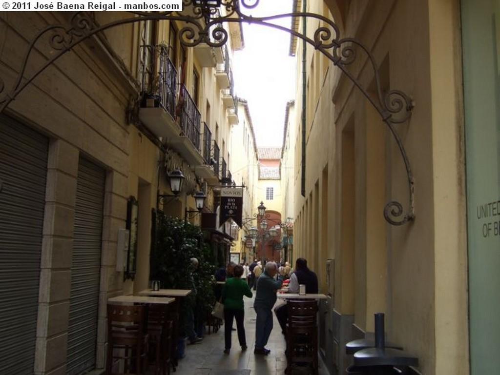 Malaga Casa del Consulado Malaga