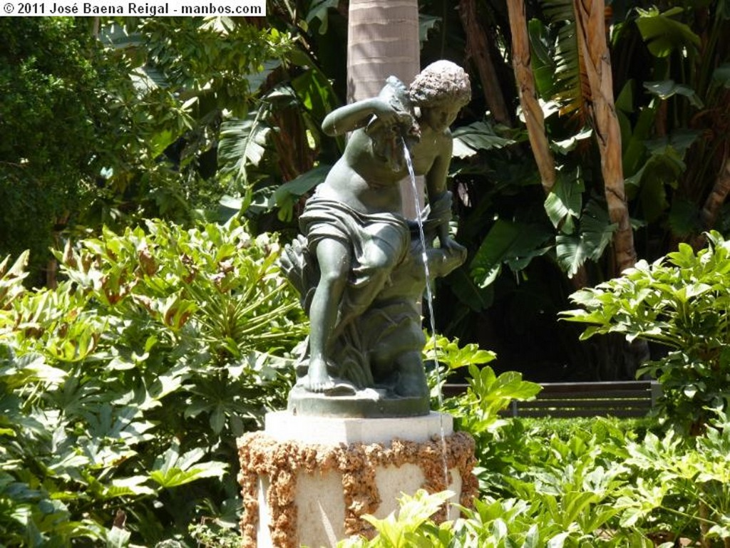 Malaga Fuente de azulejos Malaga