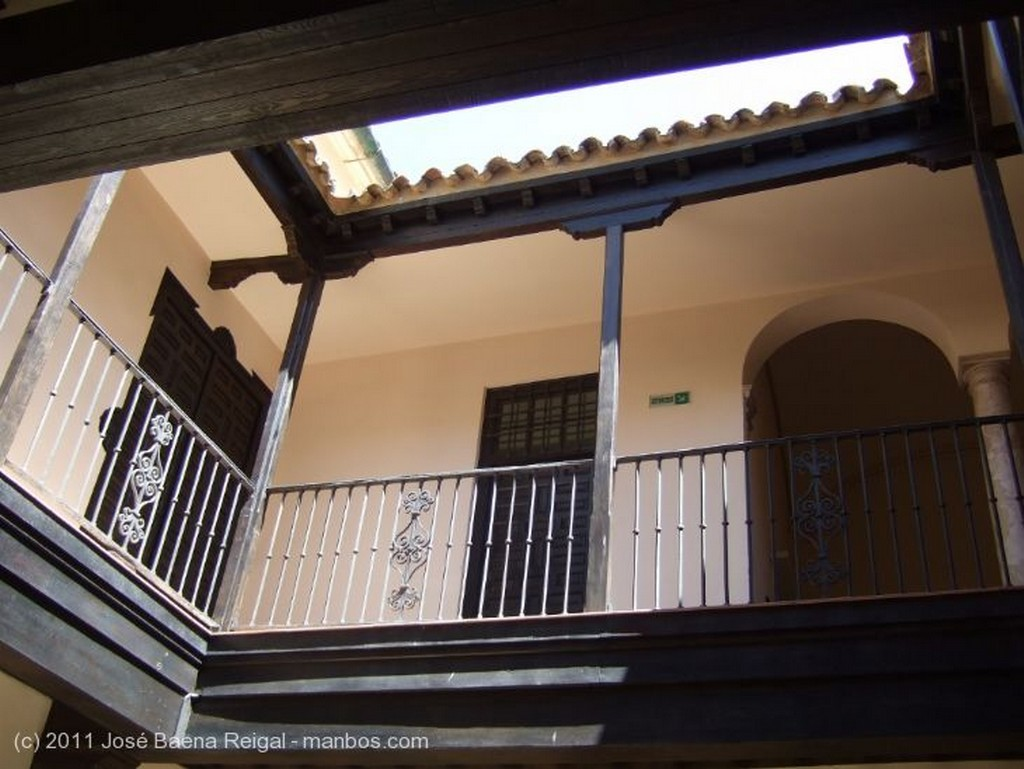 Malaga Reja y patio Malaga