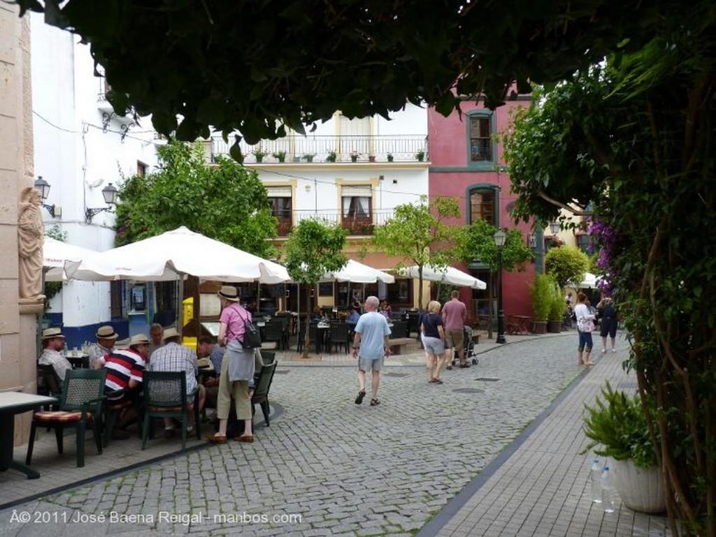 Marbella Calle Nueva Malaga