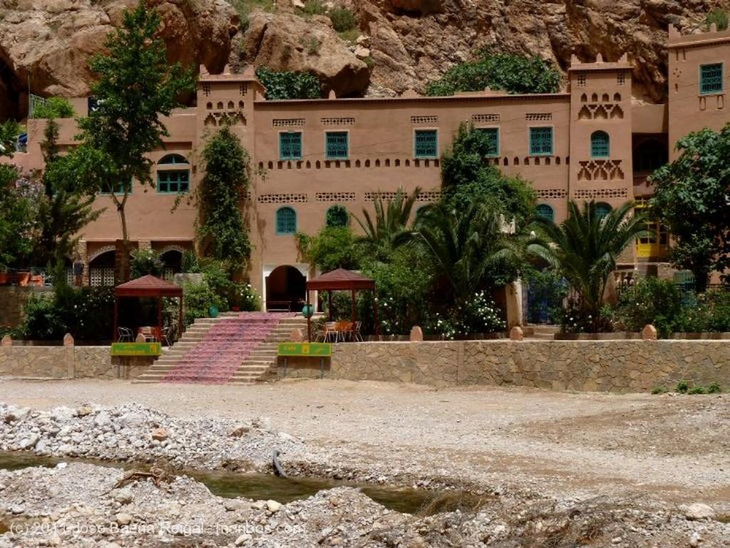 Gargantas del Todra Pic-nic del 1º de mayo Ouarzazate