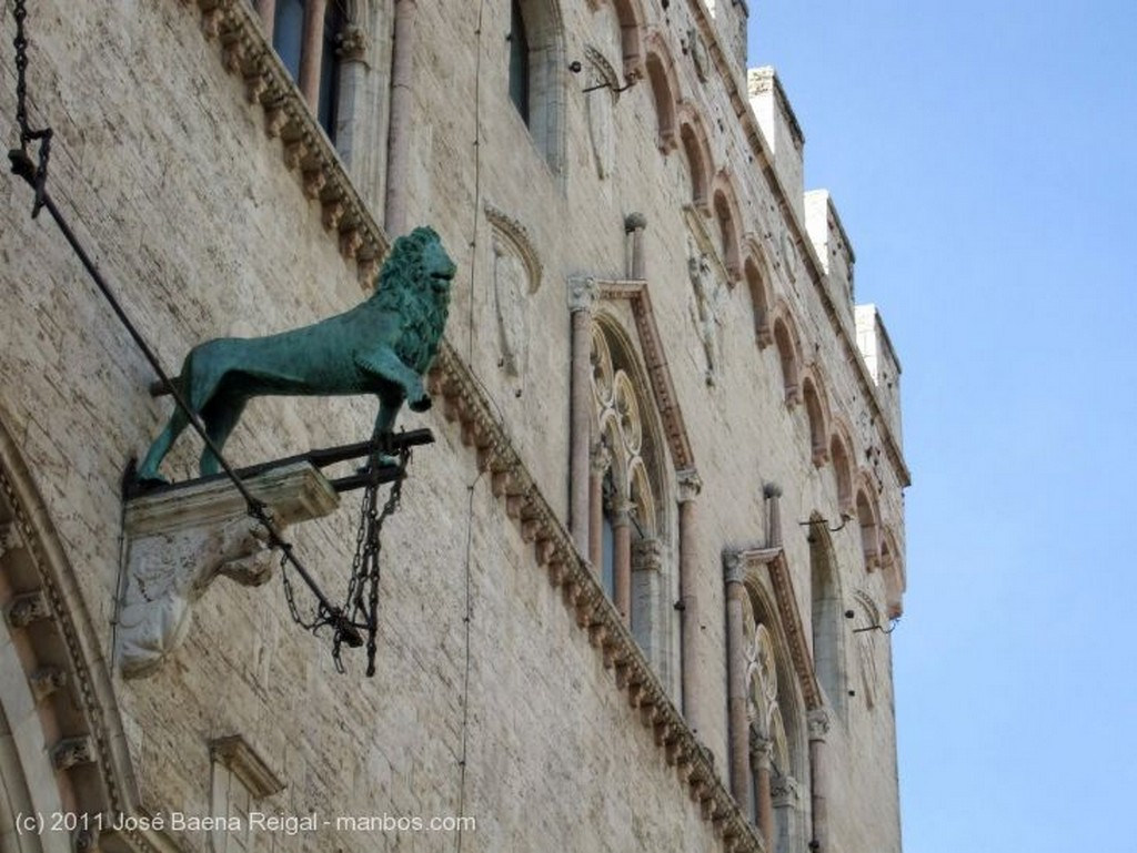 Perugia Grifo perugino Umbria