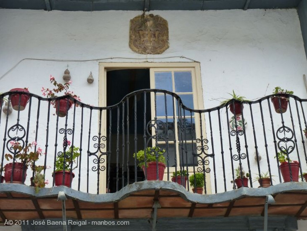 Marbella Fachada del siglo XVIII Malaga