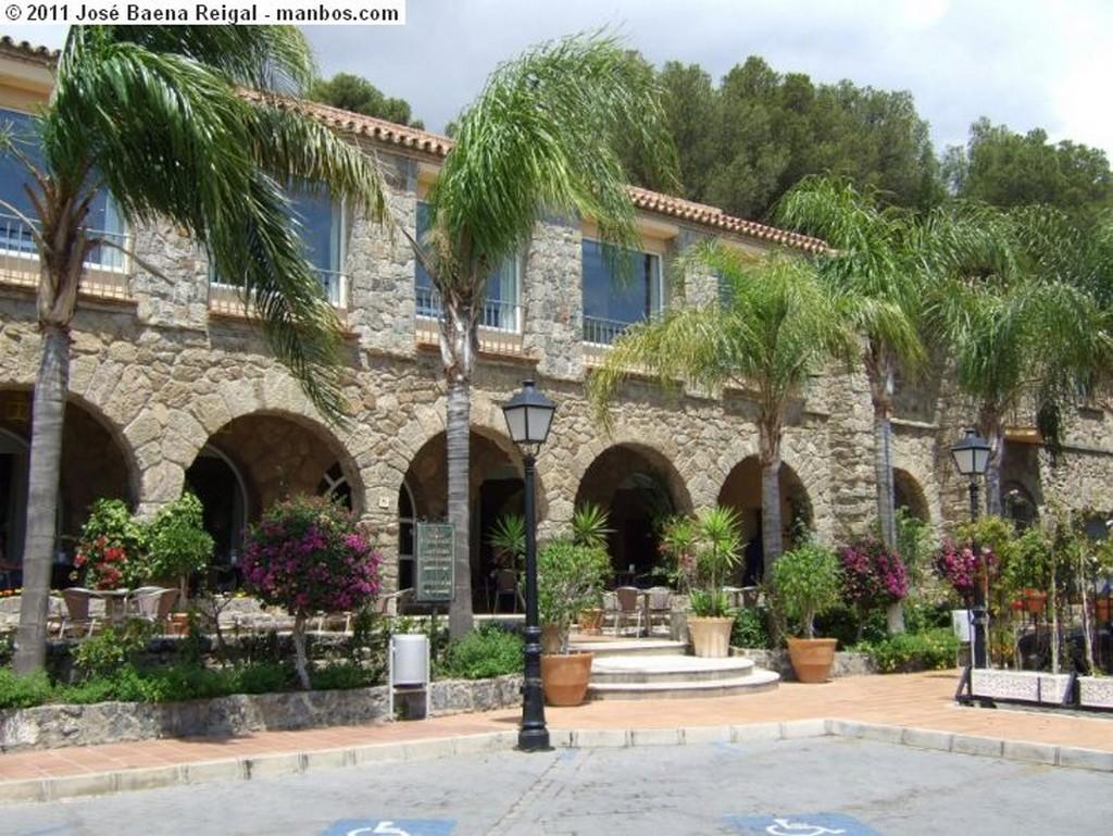 Malaga Arcos y palmeras Malaga