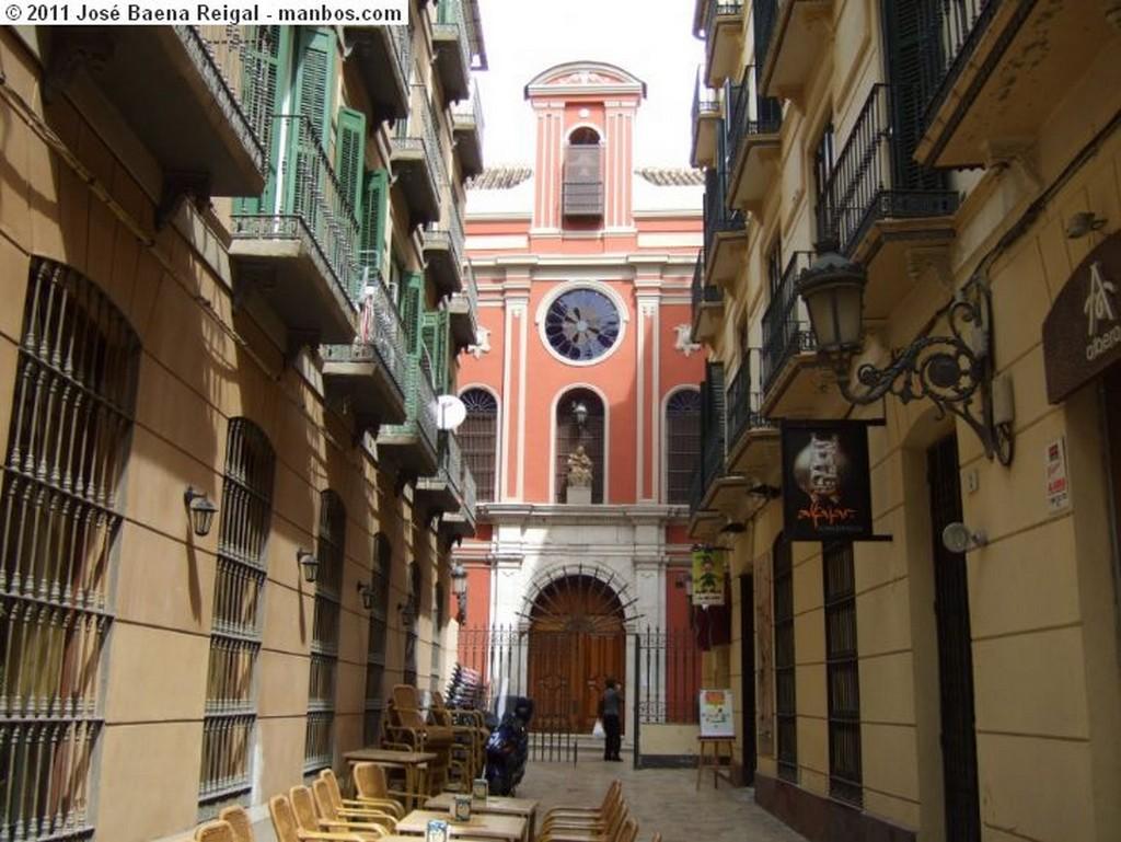 Malaga Subida a la Alcazaba Malaga
