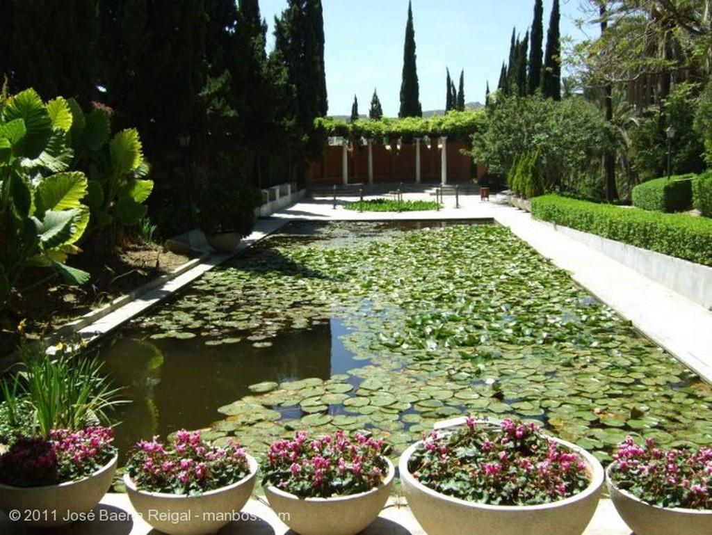 Malaga Templete dorico Malaga