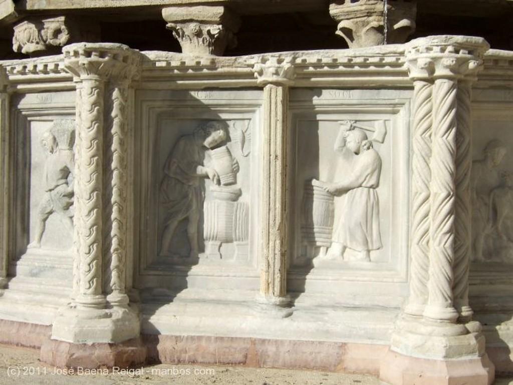 Perugia Vista parcial Umbria