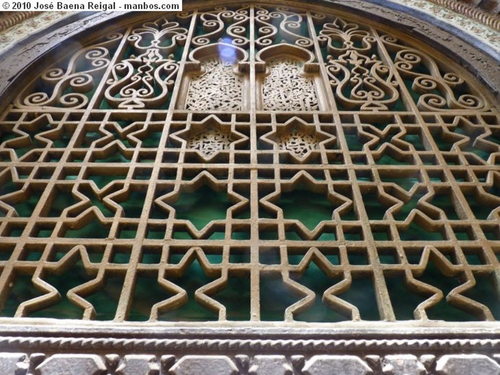 Meknes Capitel Puerta de Almansour Meknes