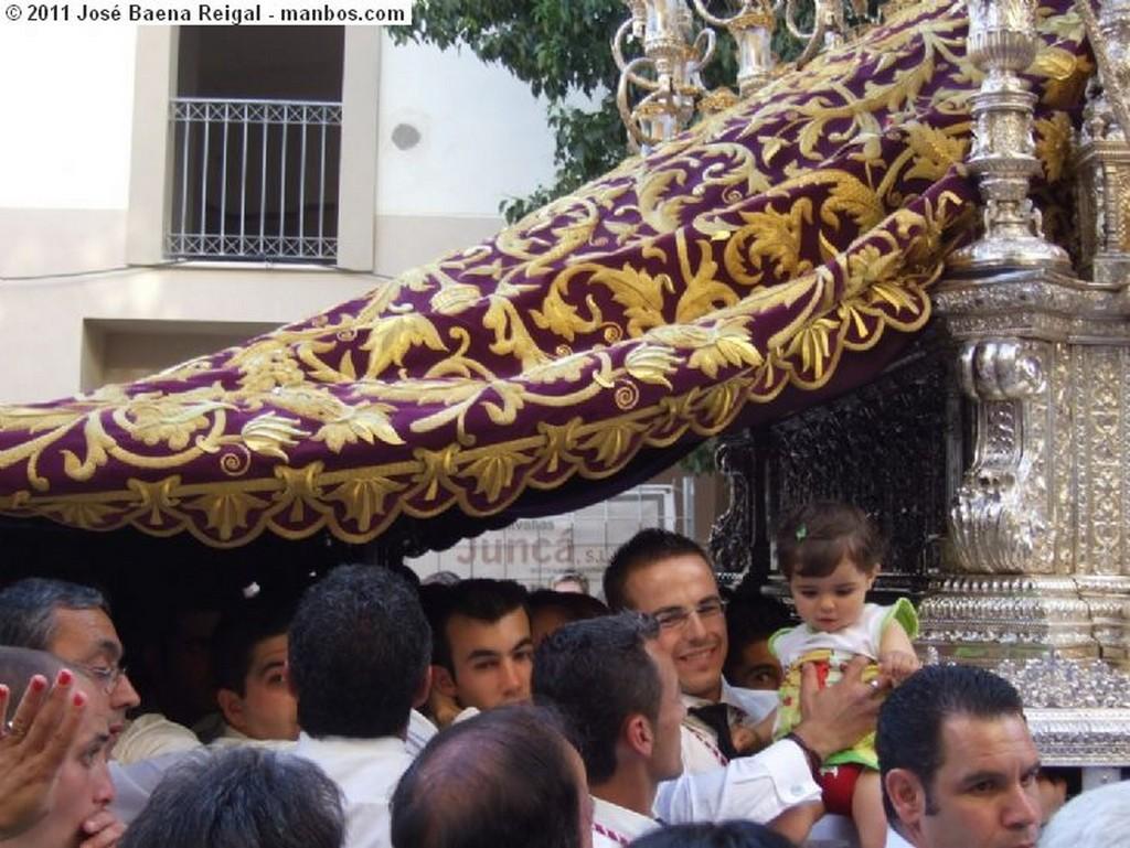 Malaga Seis toneladas de peso Malaga