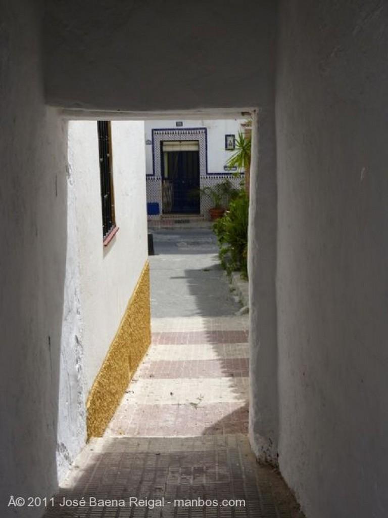 Marbella Con la sierra al fondo Malaga