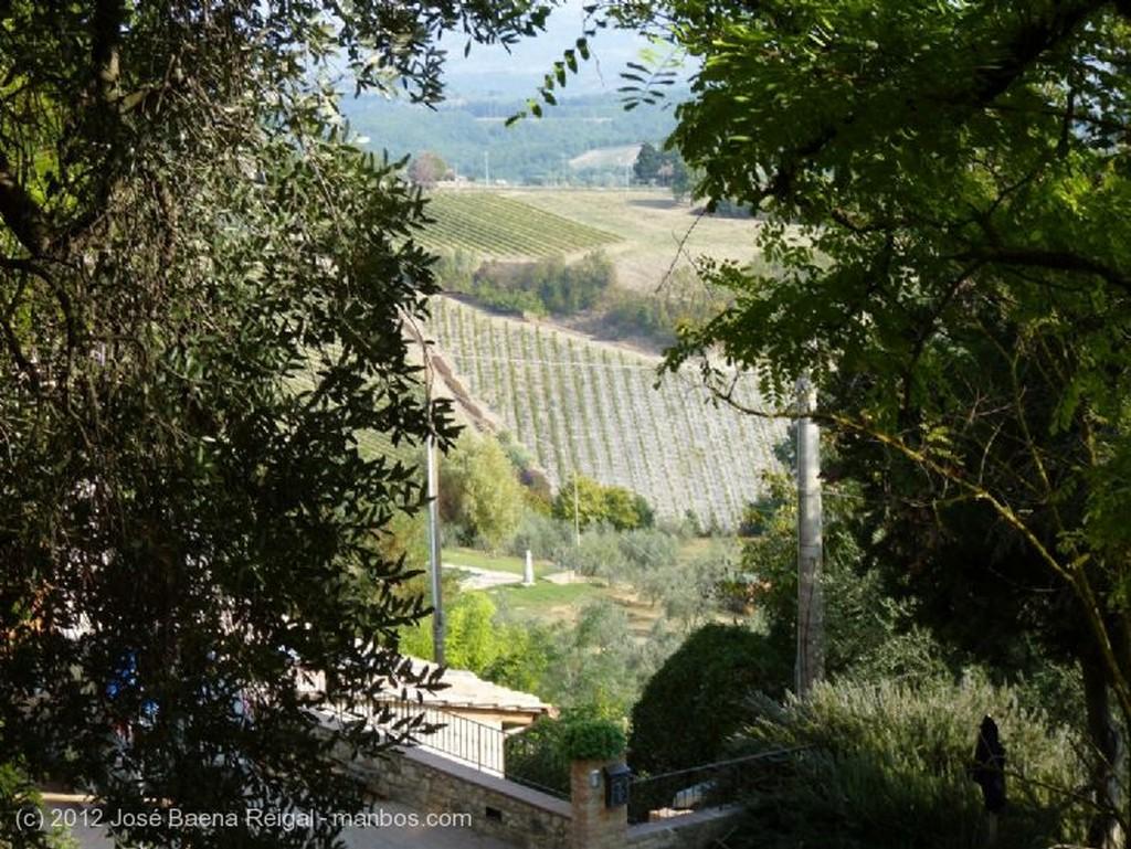 San Gimignano Centinelas del tiempo Siena
