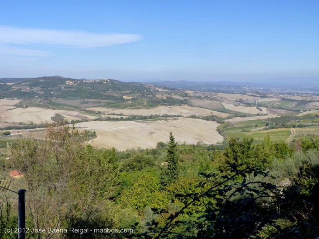 Montepulciano Mirador Siena