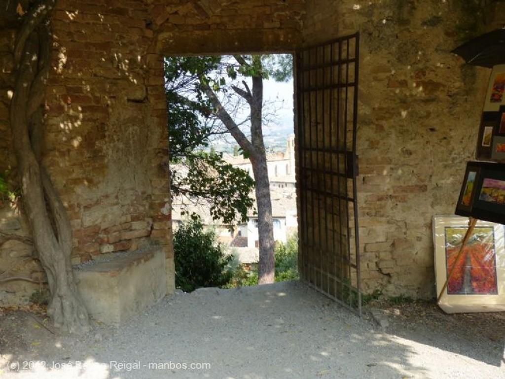 San Gimignano Remanso de paz Siena