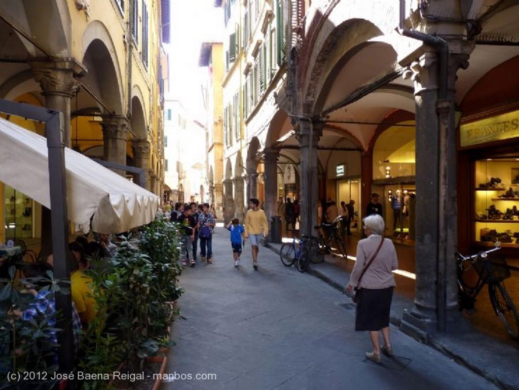 Pisa El transporte mas popular Toscana