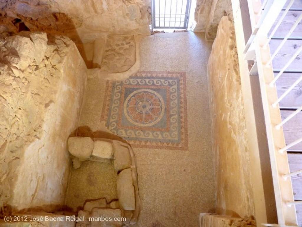 Masada El Palacio Menor  Distrito Meridional