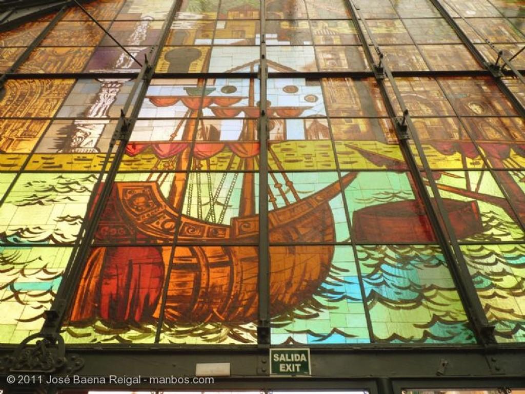 Malaga Cubiertas y vidriera Malaga