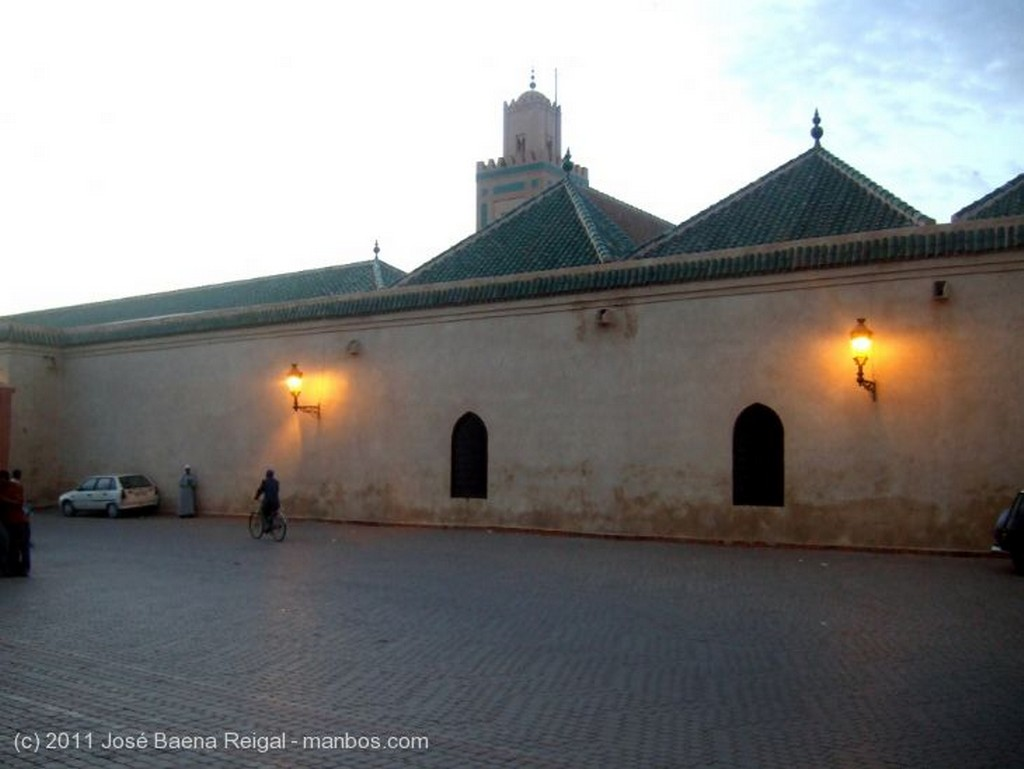 Marrakech Mujer musulmana Marrakech