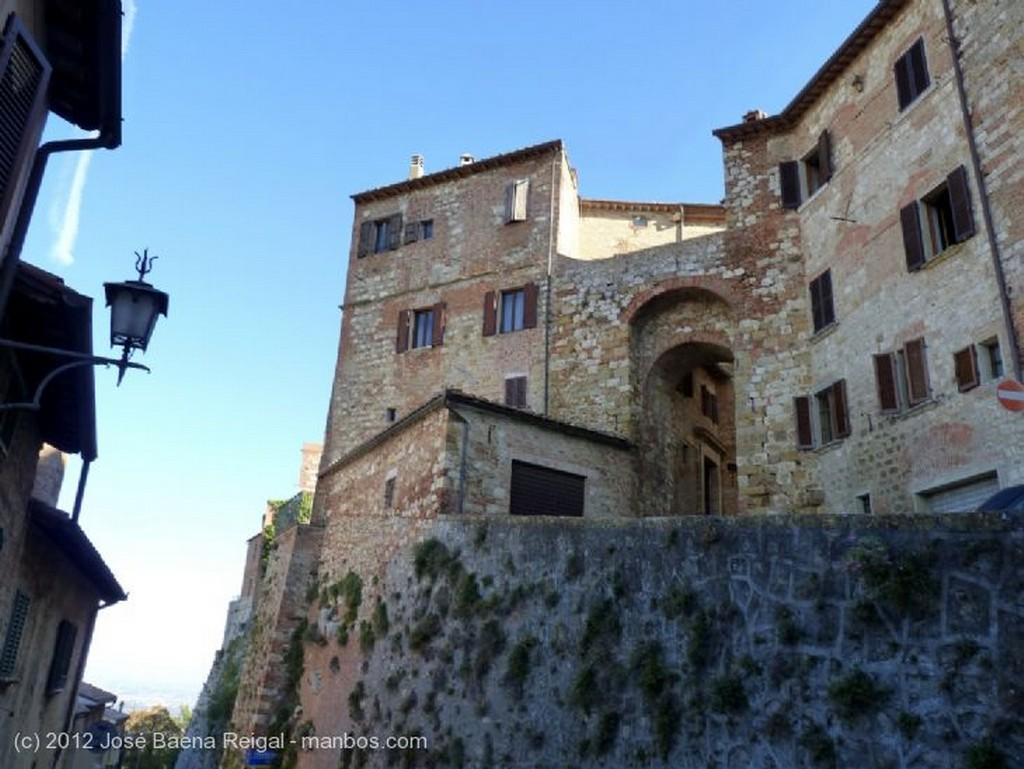 Montepulciano Colinas feraces Siena