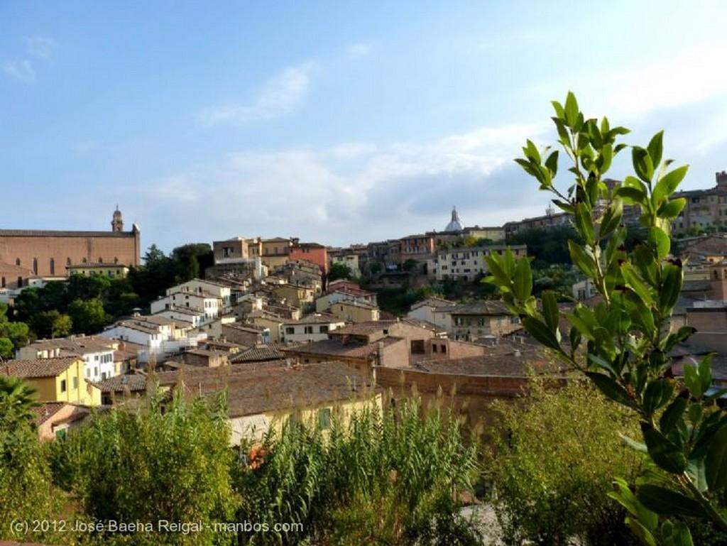 Siena Antes de que anochezca Toscana