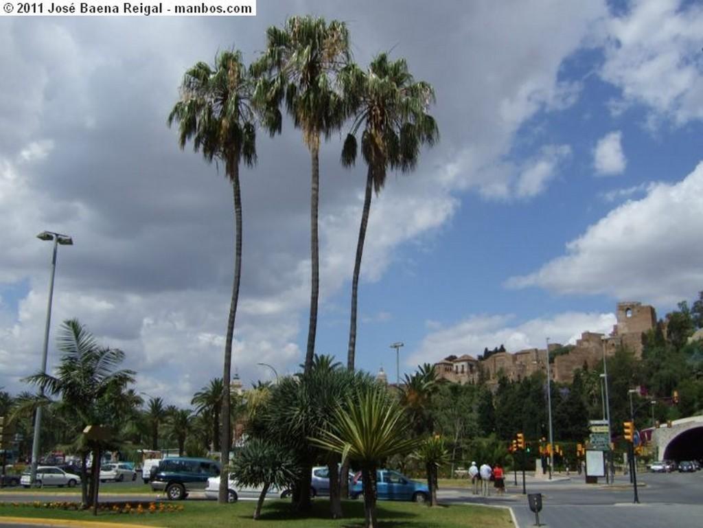 Malaga Antigua Juderia Malaga
