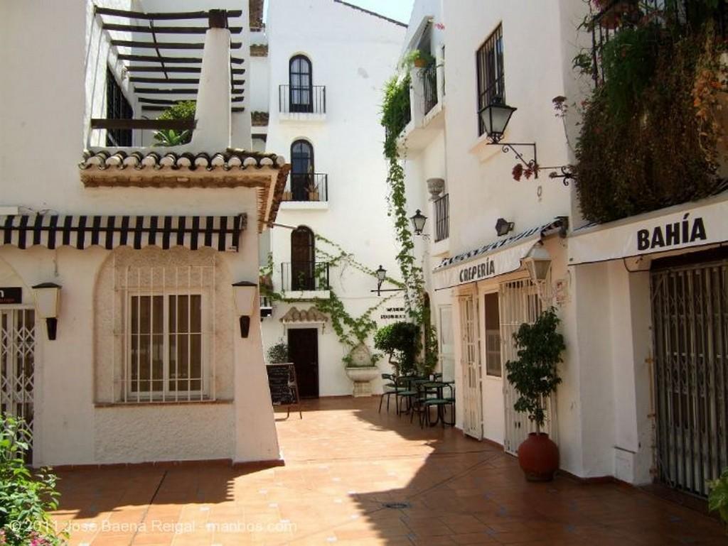 Torremolinos Plaza de los Tientos Malaga