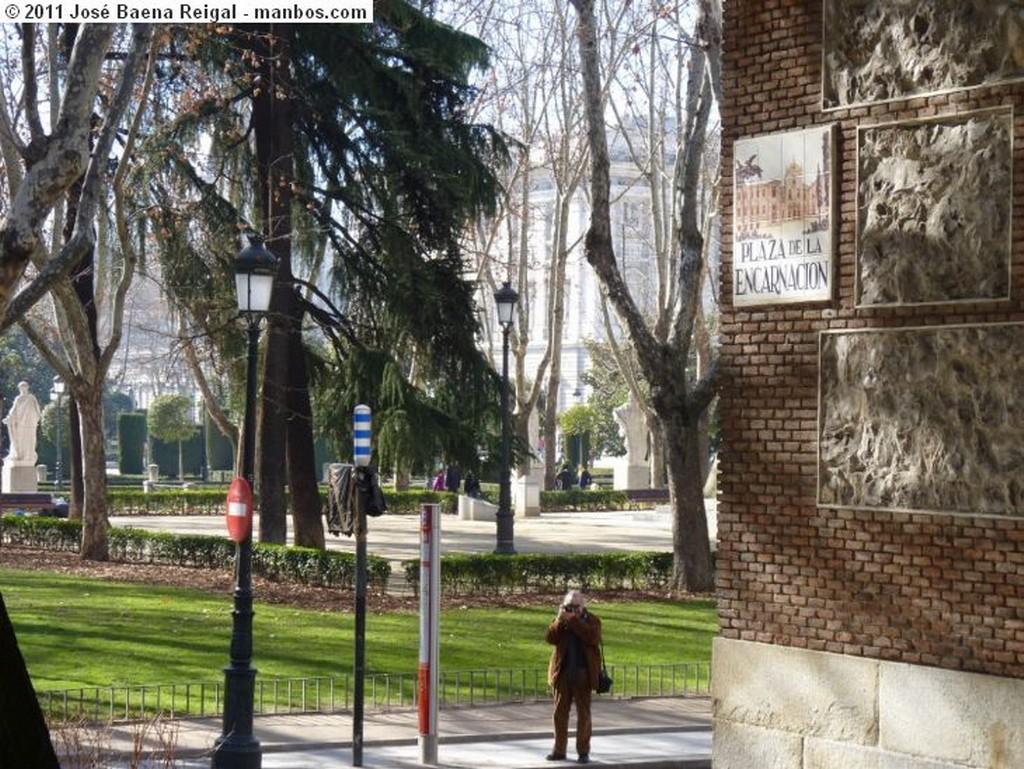 Madrid Palacio del Senado Madrid