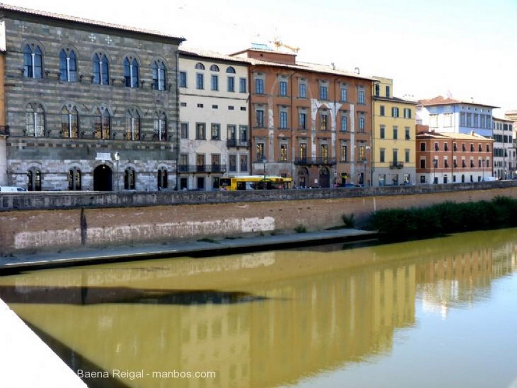 Pisa Serenidad pisana Toscana