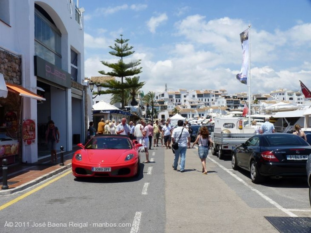 Marbella Punto de encuentros Malaga