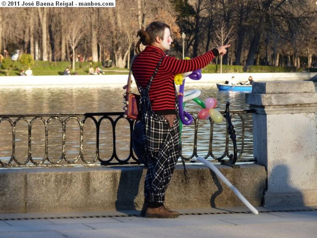 Madrid Domingo en el Parque Madrid