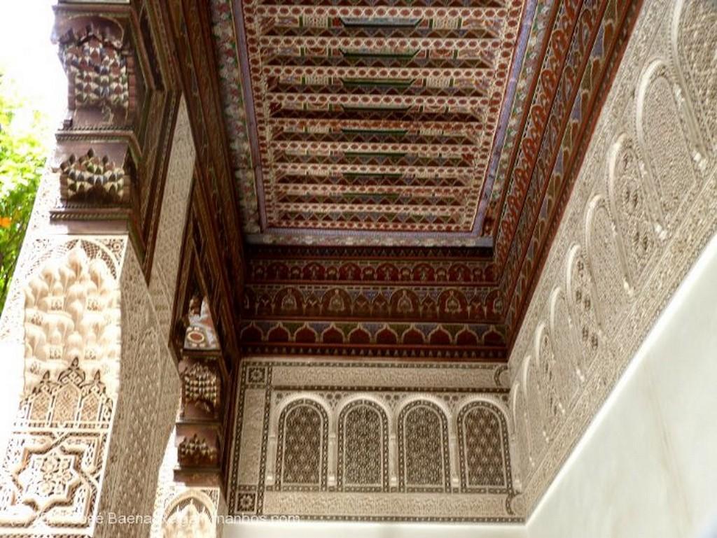 Marrakech Yeserias policromadas Marrakech