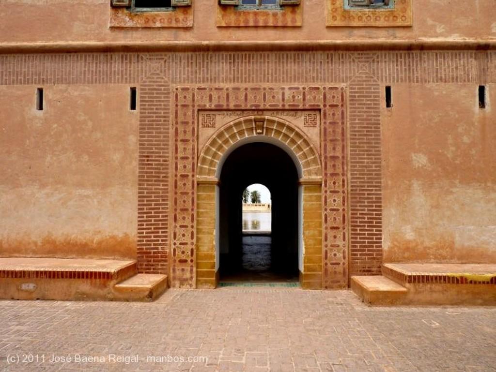 Marrakech Camino del Pabellon Marrakech