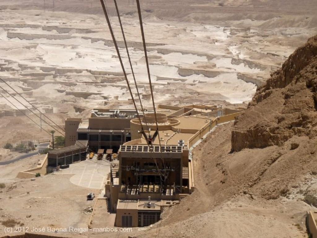 Masada La impresionante meseta Distrito Meridional