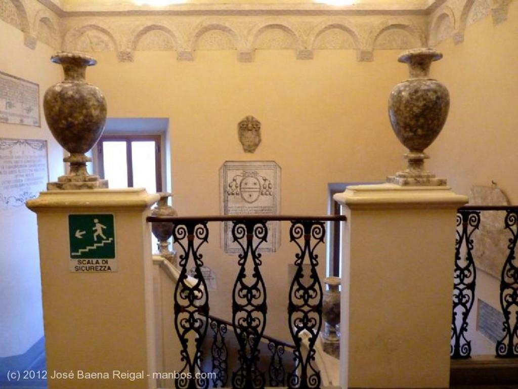 Volterra Matrimonio, siglo II d.C. Pisa