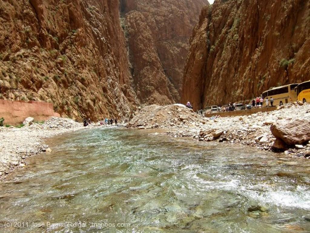Gargantas del Todra Para el recuerdo Ouarzazate