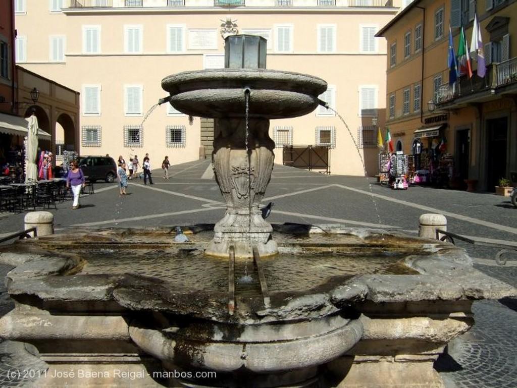 Castel Gandolfo Contraluz Lazio