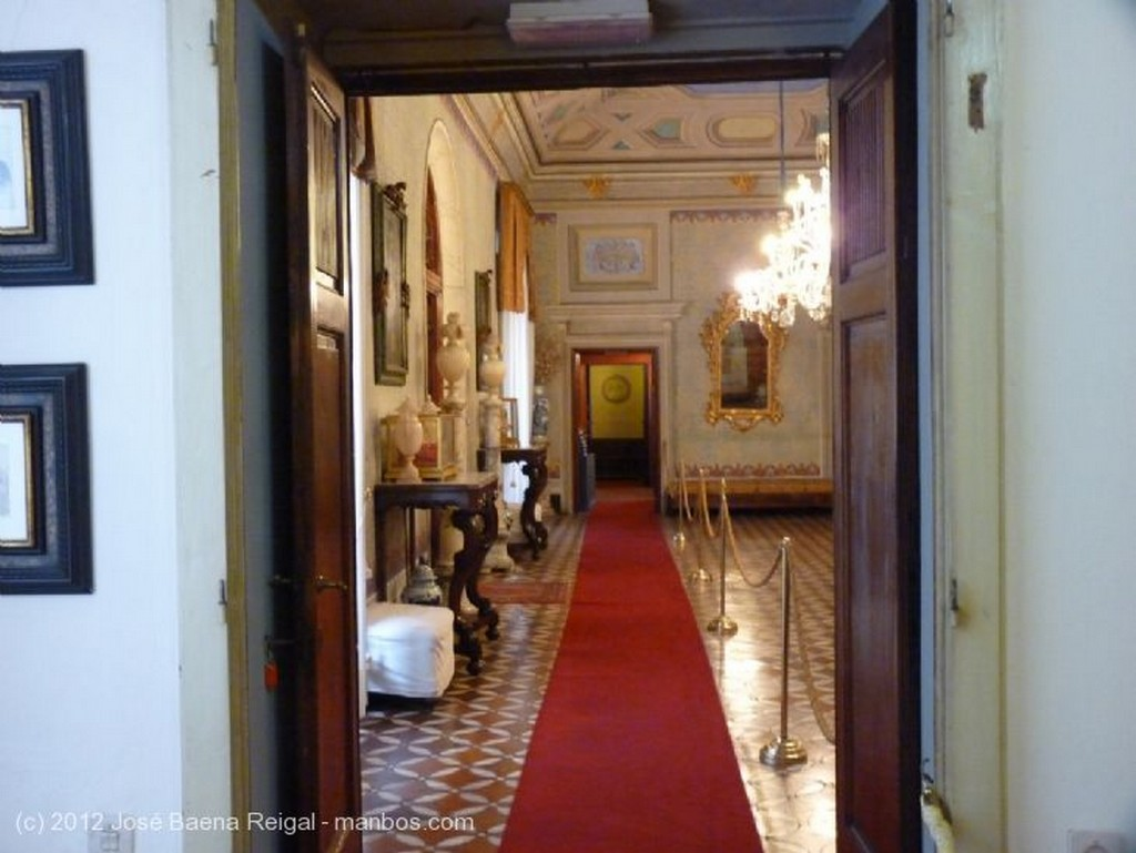 Volterra Salon de baile Pisa