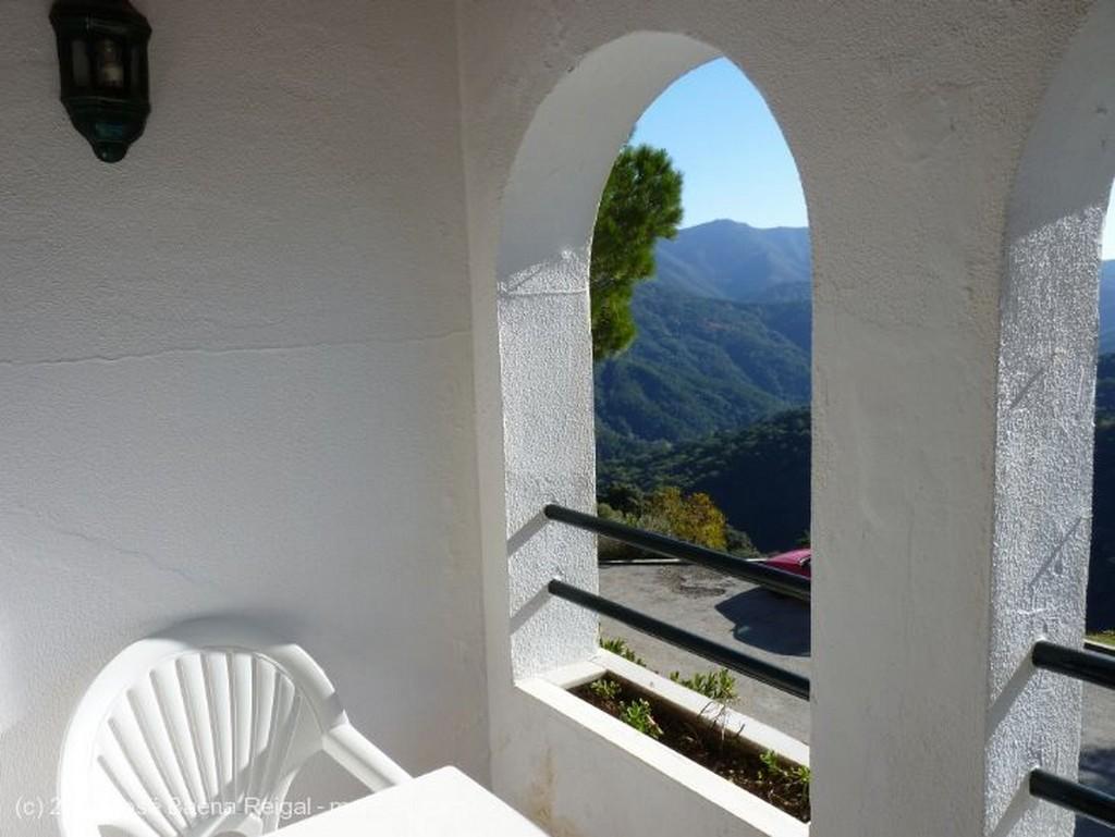 Valle del Genal Una habitacion con vistas Malaga