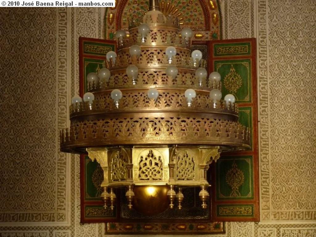 Meknes Caballo blanco Meknes