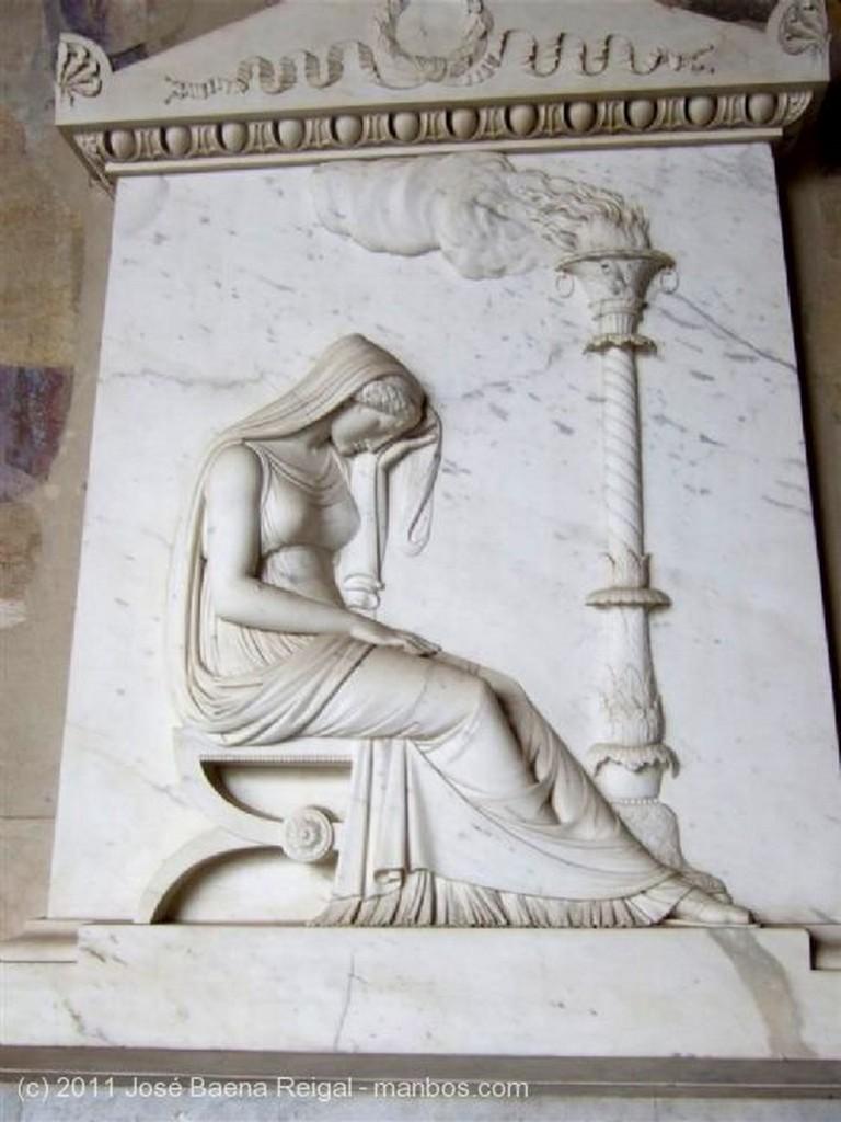 Pisa Patio y claustro Toscana