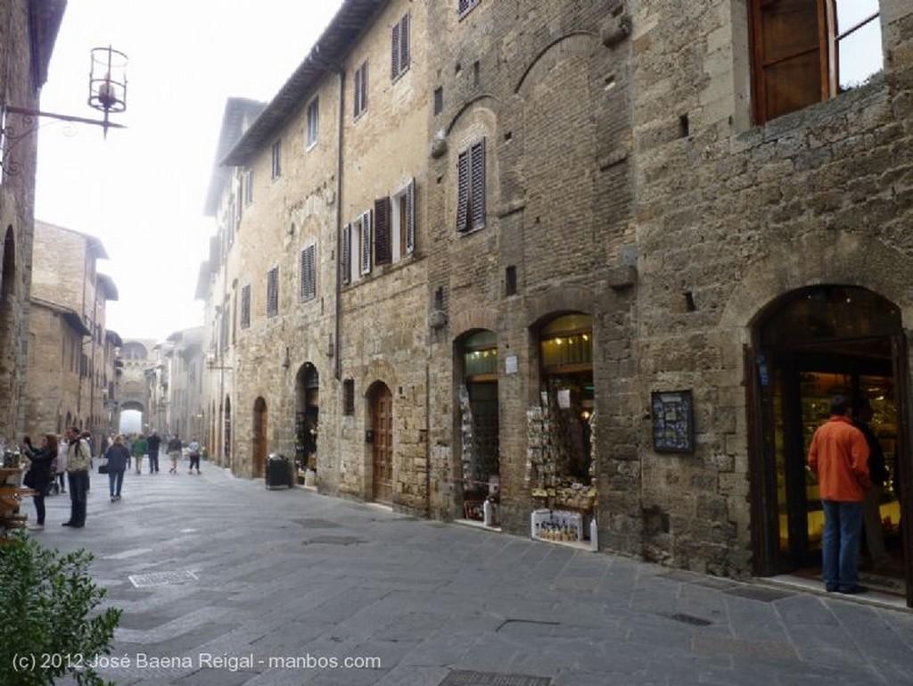 San Gimignano Todo para el turismo Siena