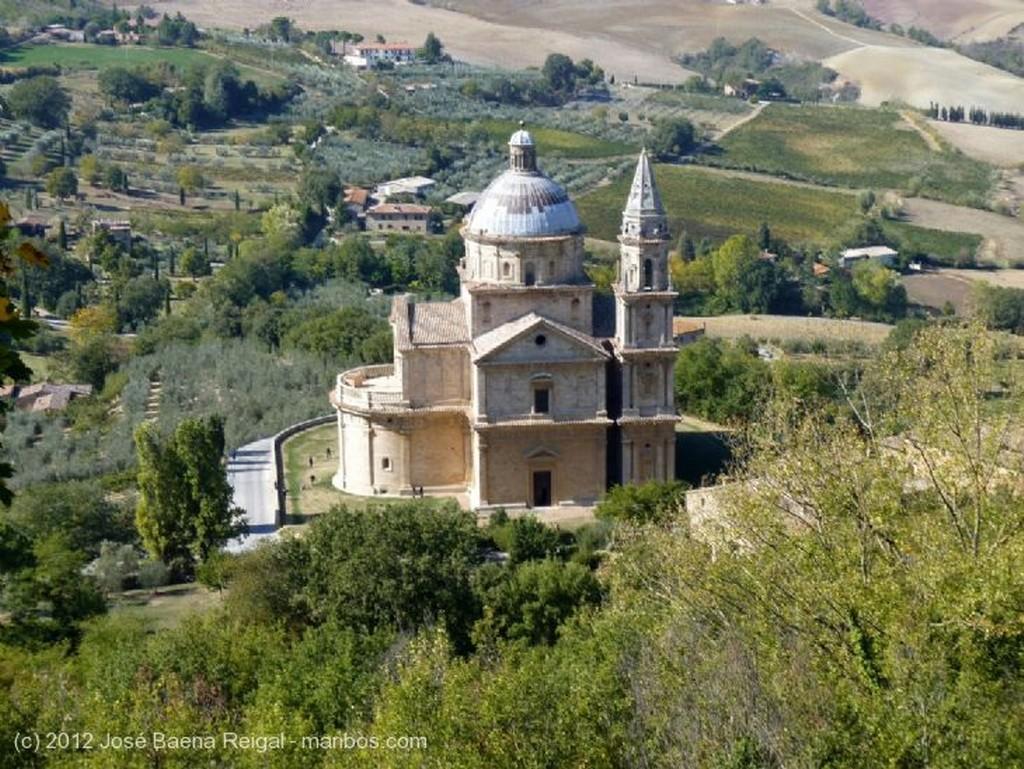 Montepulciano Horizonte toscano Siena